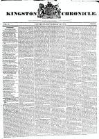 Kingston Chronicle, 13 September 1828