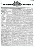 Kingston Chronicle (Kingston, ON1819), November 15, 1828
