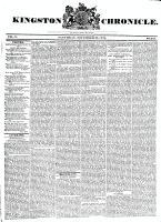 Kingston Chronicle (Kingston, ON1819), November 22, 1828