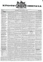 Kingston Chronicle (Kingston, ON1819), December 6, 1828