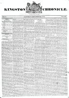 Kingston Chronicle (Kingston, ON1819), December 27, 1828