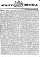 Kingston Chronicle, 9 May 1829
