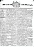 Kingston Chronicle, 6 June 1829