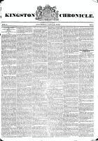 Kingston Chronicle, 13 June 1829