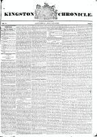 Kingston Chronicle, 25 July 1829