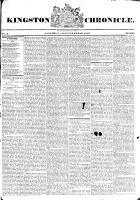 Kingston Chronicle (Kingston, ON1819), September 26, 1829