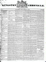 Kingston Chronicle (Kingston, ON1819), December 3, 1829