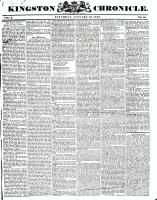 Kingston Chronicle (Kingston, ON), January 16, 1830