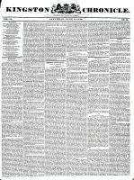 Kingston Chronicle (Kingston, ON1819), June 5, 1830