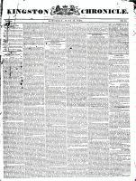 Kingston Chronicle, 19 June 1830