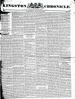 Kingston Chronicle (Kingston, ON1819), June 26, 1830