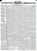 Kingston Chronicle (Kingston, ON1819), July 3, 1830
