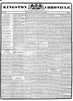 Kingston Chronicle, 14 August 1830