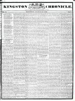 Kingston Chronicle (Kingston, ON1819), August 21, 1830