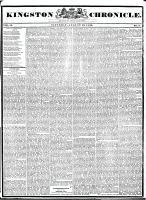 Kingston Chronicle (Kingston, ON1819), August 29, 1830