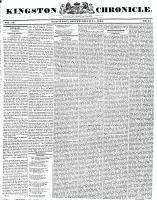 Kingston Chronicle (Kingston, ON1819), September 11, 1830