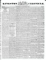 Kingston Chronicle (Kingston, ON1819), October 30, 1830