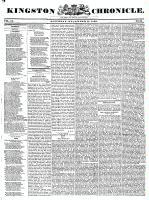 Kingston Chronicle (Kingston, ON1819), December 11, 1830