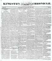 Kingston Chronicle (Kingston, ON1819), January 29, 1831