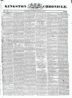 Kingston Chronicle, 12 February 1831