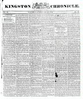 Kingston Chronicle, 26 February 1831