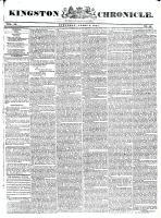 Kingston Chronicle, 2 April 1831