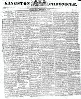Kingston Chronicle, 23 April 1831