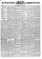 Kingston Chronicle, 7 May 1831