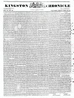 Kingston Chronicle (Kingston, ON1819), September 10, 1831
