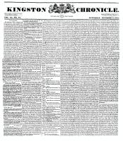 Kingston Chronicle (Kingston, ON1819), October 8, 1831