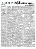 Kingston Chronicle (Kingston, ON1819), October 22, 1831