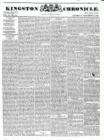 Kingston Chronicle, 5 November 1831