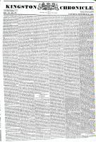 Kingston Chronicle (Kingston, ON1819), December 31, 1831