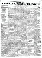 Kingston Chronicle, 2 June 1832