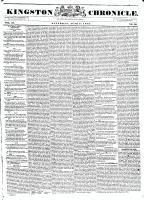 Kingston Chronicle (Kingston, ON1819), June 9, 1832