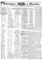Chronicle & Gazette, 4 July 1835