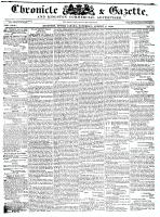 Chronicle & Gazette, 8 August 1835