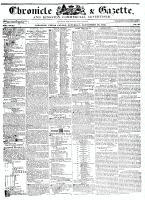 Chronicle & Gazette, 26 September 1835