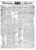 Chronicle & Gazette, 30 September 1835
