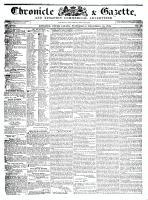 Chronicle & Gazette, 16 December 1835