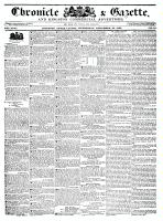 Chronicle & Gazette, 23 December 1835