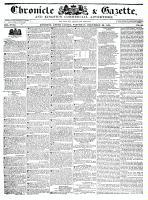 Chronicle & Gazette, 26 December 1835