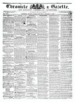 Chronicle & Gazette, 2 January 1836
