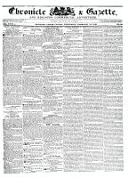 Chronicle & Gazette (Kingston, ON), February 24, 1836