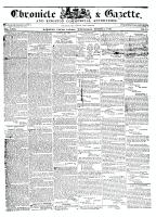 Chronicle & Gazette (Kingston, ON), March 2, 1836