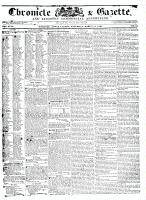 Chronicle & Gazette, 12 March 1836