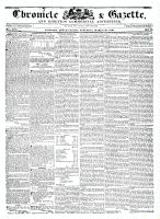 Chronicle & Gazette, 26 March 1836