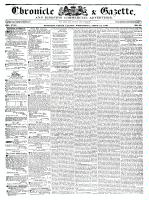 Chronicle & Gazette, 13 April 1836