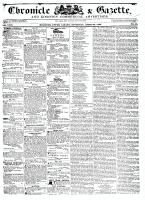 Chronicle & Gazette, 30 April 1836