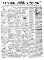 Chronicle & Gazette, 1 June 1836